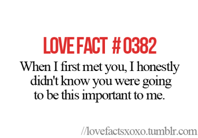 teenagerposts:  FOLLOW LOVE FACTS!
