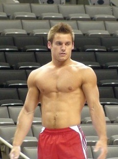 wiki lists Sam Mikulak as 5'5, other sources put him between 5'4-5'6""