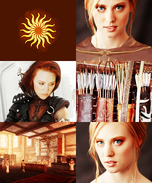 dragon age fancast: deborah ann woll as leliana