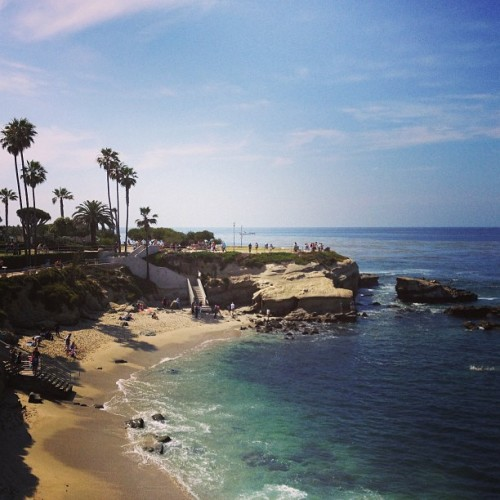 La Jolla Cove. #sandiego  (at La Jolla Cove)