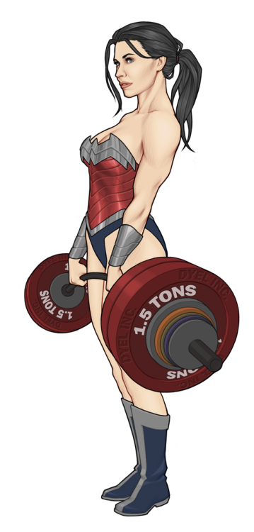 kateordie:  super-hero-center:  DYEL Wonder Woman by ~Georgel-McAwesome  YEP