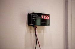 Neurotic Armageddon Indicator (NAI) – Proximity to armageddon, from CreativeApplications.Net http://bit.ly/YnnApl