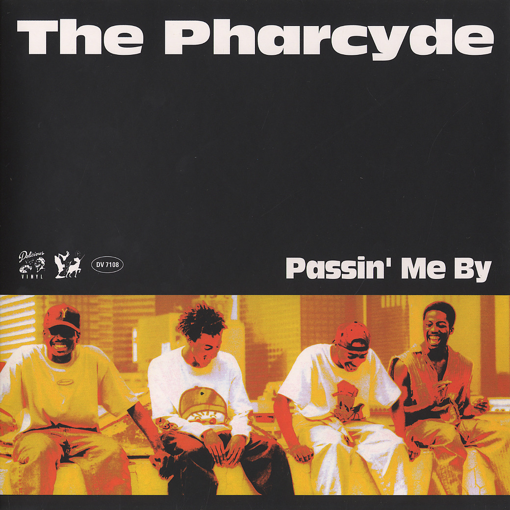 20 YEARS AGO TODAY |3/18/93| Pharcyde released their second single, Passin' Me By, off their debut Bizarre Ride II the Pharcyde.