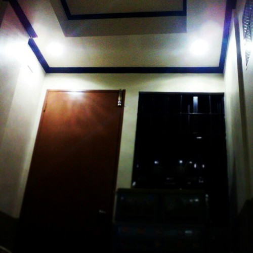 Lighting effect of my room #room #architecture #interiordesign #night