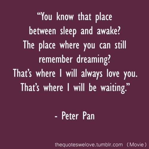 unhealthlyobssesions:  Quotes / That's where I will be waiting. on @weheartit.com - http://whrt.it/12LVDZm
