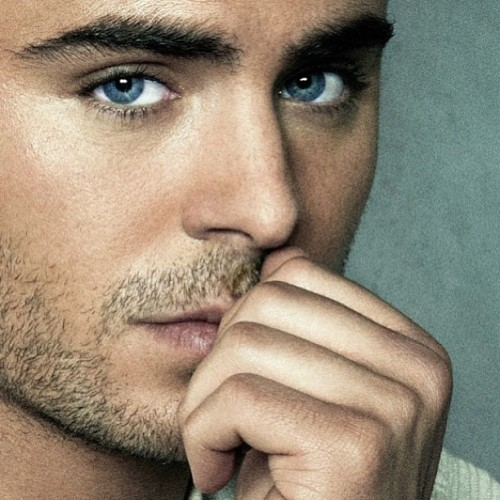 jeanniefanofzacefron:  ♥ Zac Efron and his wonderful blue eyes ♥