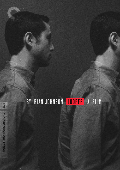 pbmworkson:  Looper (2012), by Rian Johnson