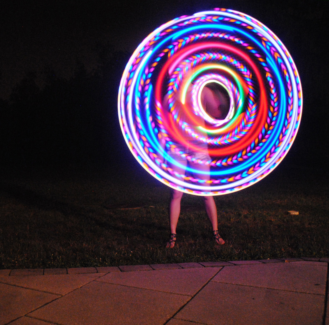 Moodhoops Ember pieceloveee:  summer hooping