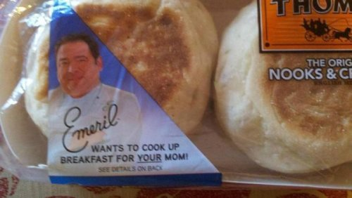 Scumbag Emeril He'll be like BAM!