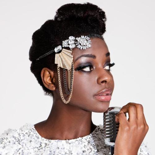 "Gamu Nhengu auditioned for Series 7 of the UK X-Factor with a BRILLIANT rendition of ""Walking On Sunshine"" and while she didn't make it to live shows, she still managed to make an impression.  3 years after her elimination, Gamu is back with a record deal, a new single and a new album.  ""Shake The Room"" will be released April 14th via indie Scottish label GSound Records. Check out the music video on my blog, Music Is My King Size Bed."