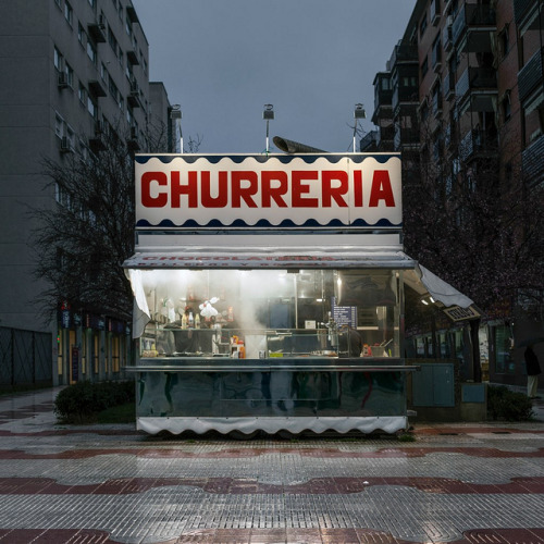 Churrería by Julio López Saguar on Flickr.