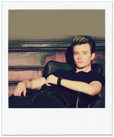 the-polaroid-people:  Chris Colfer