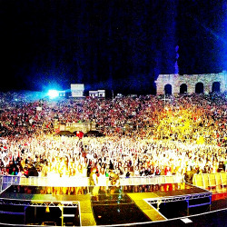 harrystyles: Is it just a matter of time Verona.