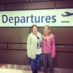 See yas on the flip side!! #europe #dublin #bye @laurenmoultonlava