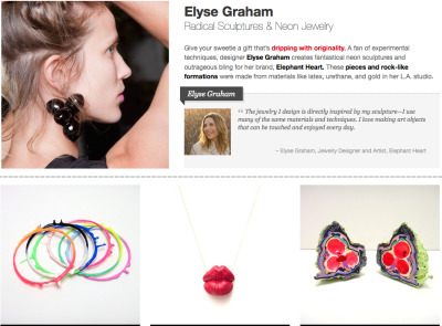 Hey all! I'm having a sale on Fab.com—Geodes and Jewelry! check it out!