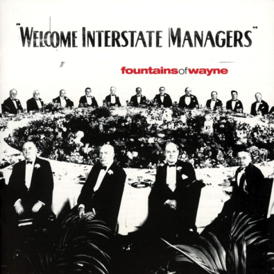 'Stacy's Mom' by Fountains of Wayne is my new jam.