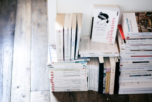 olaan:  L'Amoureuse des livres. by *elisem on Flickr.