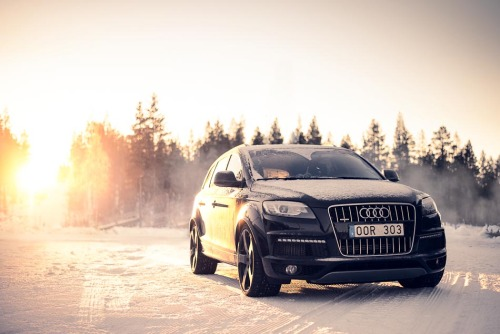 visualcocaine:  Love the Q7 More @ Lvxvry Place