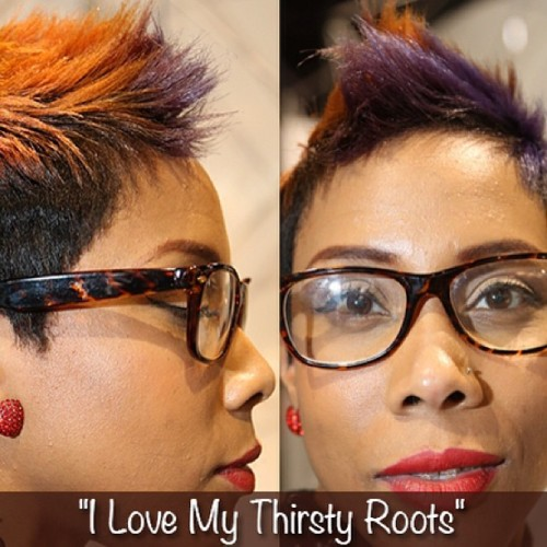 #follow Us @thirstyroots - #thirstyroots #blackhair #love #today #instadaily #instagood #cute #iphonesia #girl #nofilter #fashion #hair #beautiful #photooftheday #instamood #picoftheday #tweegram #igdaily #shorthair #relaxed