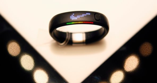 "In the end, design may trump all.  kateoplis:  The FuelBand by Nike, which has become an unlikely leader in wearable computing.   ""We're on the tail end of technology being special,"" says John Maeda, president of the Rhode Island School of Design. ""The automobile was a weird alien technology when it first debuted, then, after a while, it evolved and designers stepped in to add value to it."" … Now, Mr. Maeda said, this shift has happened to technology, be it computers, smartphones or the iPad Mini. ""We have this exciting next step for design,"" he said. ""Now that we have enough technology to do anything, design can now begin to be better than the technology itself."" … The worship of design has also taken designers out of the back offices and into top executive jobs. Engineers are still in the mix, to be sure. But they don't rule the roost in product development, which may also be why tech products are easier to use, more human.   Design is Driving Technology Forward 