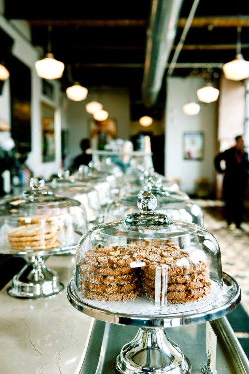 dustjacketattic:  Balzac's Coffee Roasters in Liberty Village, Toronto.by © Victor Shum
