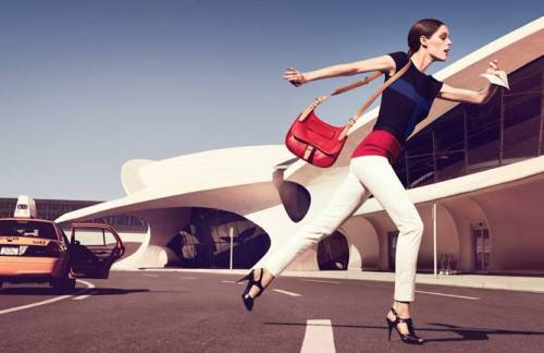 LONGCHAMP - Spring 2013 A sneak peek…I've had such a great relationship with Longchamp over the last few years. We've shot campaigns in New York, Paris, and we've even gone to Hong Kong together. We continue our relationship into 2013 with the first sneak peek at the Spring 2013 campaign. I can't tell you too much about it other than this is my favorite so far! Stay tuned for more…