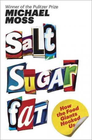 "How The Food Industry Manipulates Taste Buds With 'Salt Sugar Fat' Dealing Coke to customers called ""heavy users."" Selling to teens in an attempt to hook them for life. Scientifically tweaking ratios of salt, sugar and fat to optimize consumer bliss.  In his new book, Salt Sugar Fat: How the Food Giants Hooked Us, Pulitzer Prize-winning journalist Michael Moss goes inside the world of processed and packaged foods.  Moss begins his tale back in 1999, when a vice president at Kraft addressed a meeting of top executives of America's biggest food companies. His topic: the growing public health concerns over the obesity epidemic and the role packaged and processed foods were playing in it. Michael Mudd stated his case,pleading with his colleagues to pay attention to the health crisis and consider what companies could do to hold themselves accountable. (From  NPR-The Salt:What's on Your Plate) http://www.npr.org/blogs/thesalt/2013/02/26/172969363/how-the-food-industry-manipulates-taste-buds-with-salt-sugar-fat"