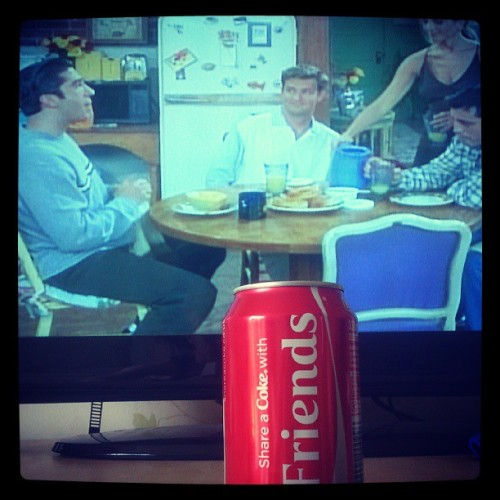 Certainly will @tifara_j_kelly #cocacola #friends