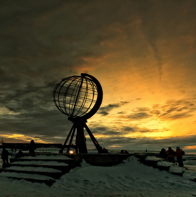 just-wanna-travel:  North Cape, Norway