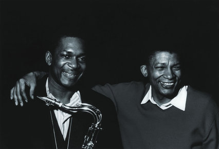 """After a month of hard listening, John Coltrane and Johnny Hartman has become my own kind of internal soundtrack. I whistle these ballads as I walk down the street, but mess up their difficult melodies. I try to sing them, but can't really, not the way I've heard them. So I put on my headphones and play the record again and furrow my brow as I marvel at its mysterious beauty."" Read more of Matthew Kassel's reflection on the 1963 jazz album here. via: theparisreview. A wonderful piece of writing about one of my favorite jazz albums."
