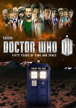 'Fifty Years of Time and Space'