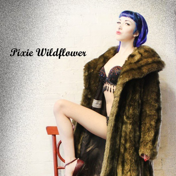 Go like my new page, it will help me out alot! www.facebook.com/pixiewildflowerburlesque
