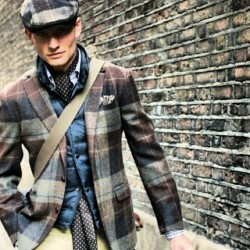 School boy 👍 #plaid #prints #patterns #blazer #schoolboy #dapper #wool #fabrics #style #stylish #fashion #fashionforward #mensstyle #mensfashion #instyle #trend #trendreport #trendsetter #fall #falltrends #pinterest #tumblr #instahub #instastyle #instadesign #instafashion #gentlemen