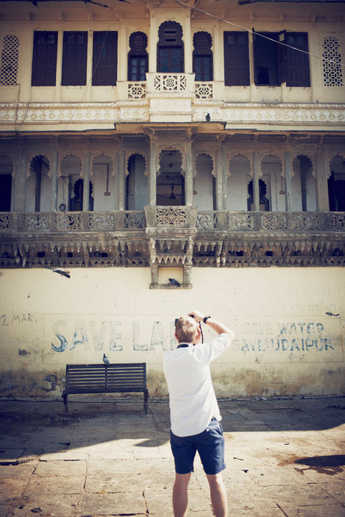 On Location: Jaipur.  Coming soon: March Magazine