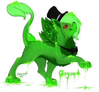 My characters produce more goo than yours. :P Arting hurts my hand…