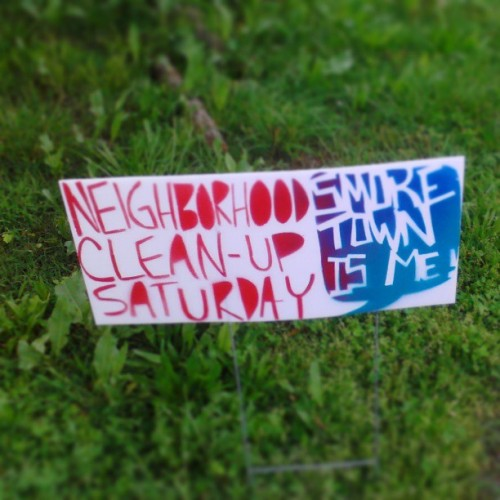 Today! Caldwell & Hancock, 11am #smoketownisme (at Ballard Park)