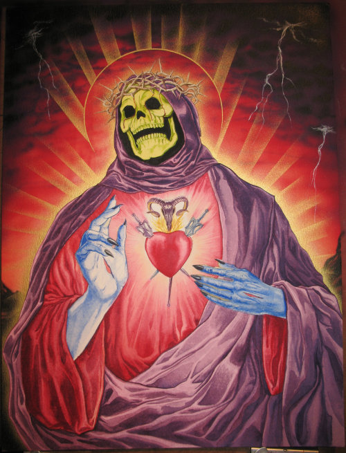 Do you have a moment to talk about our lord and saviour Skeletor - Imgur
