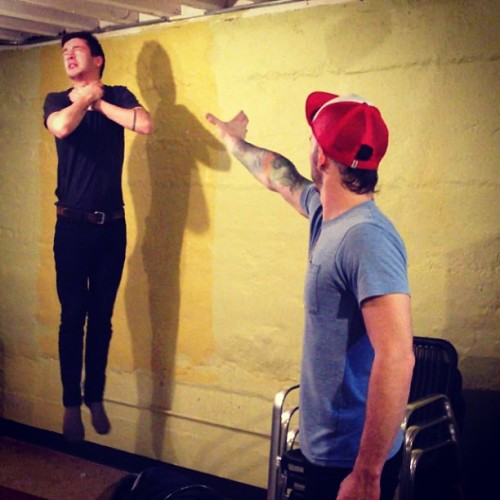 twentyonepilots:  sometimes our disagreements get out of hand.