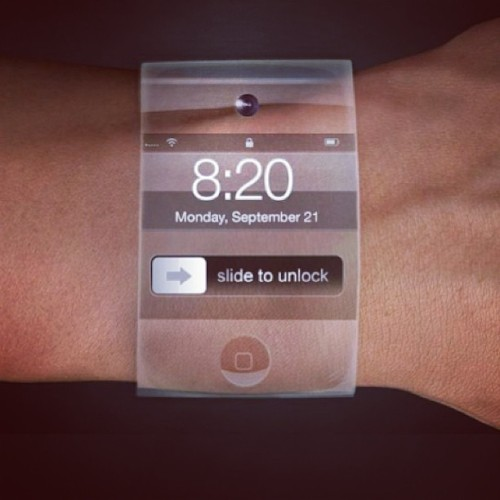 #iWatch concepts. #apple #iOS #rumour what do you think?!