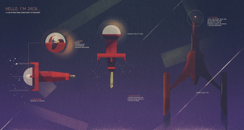 Creation 01: Starship by Dan Matutina