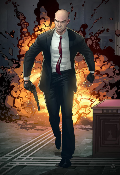 Hitman Absolution par Patrick Brown
