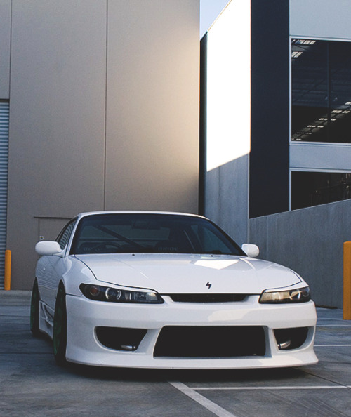 ladiesandsileighties:  Silvia S15