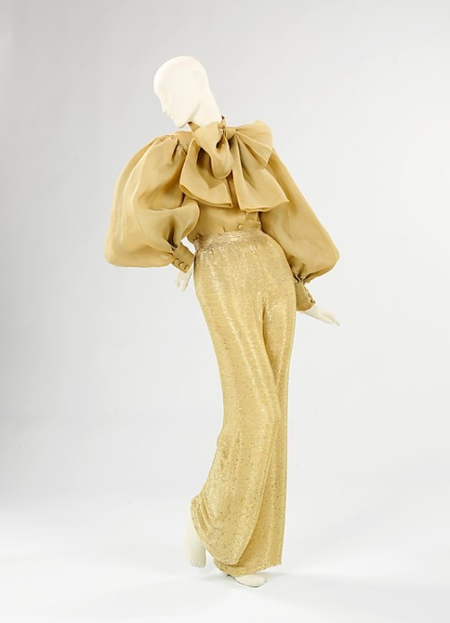 Ensemble Norman Norell, 1970 The Metropolitan Museum of Art