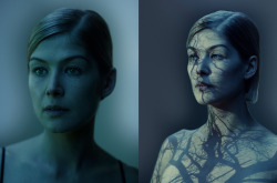 photography Nadav Kander Rosamund Pike gone girl