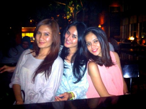 💋 with Dhanya and NANDA ☝ – View on Path.