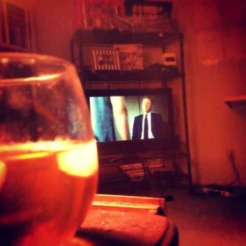 Henny, Apple Juice & house of cards… Better than your president's day!!