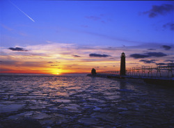 Grand Haven Glory on Flickr.