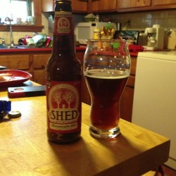 We're getting Shed in bottles here now. #vtbeer #microbrew #shedmountainale by mr_fox81 http://bit.ly/17iwYkv