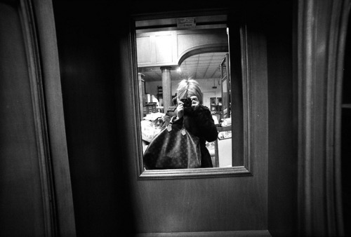 self! by Pretty in Mad on Flickr.Via Flickr: LC-Wide // Ilford HP5 Plus 400blogged hereblog // facebook // twitter  // tumblr // youtube