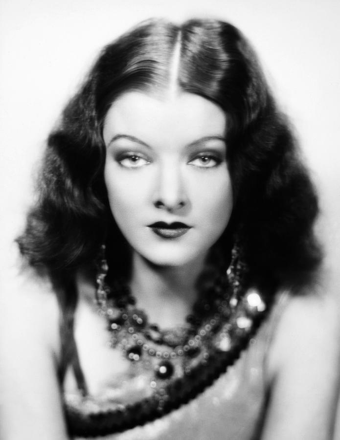 fuckyesoldhollywood:  Myrna Loy Some awesome facts about Myrna Loy: -She was so outspoken against Nazism that Hitler had her on his blacklist -She was a huge advocate of civil rights and served as an advisor to the National Committee Against Discrimination in Housing -She was the first actress to work for the UN (UNESCO) -She was a feminist and of course a devout Democrat :) -She organized an opposition to the House Unamerican Activities Committee in Hollywood, which had blacklisted many stars -Her profile was the most requested in the 1930s by women to their plastic surgeons